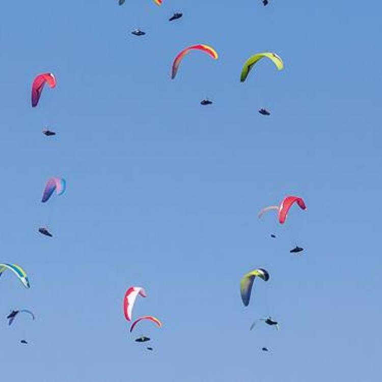 16th FAI World Paragliding championship